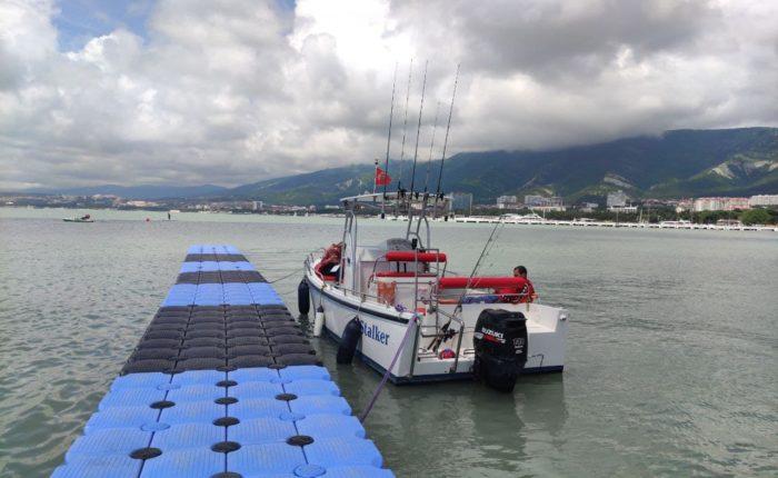 Прогулки на яхтах